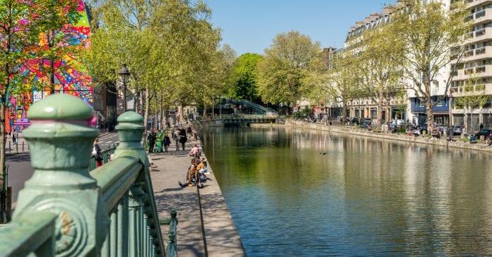 saint martin kanalı