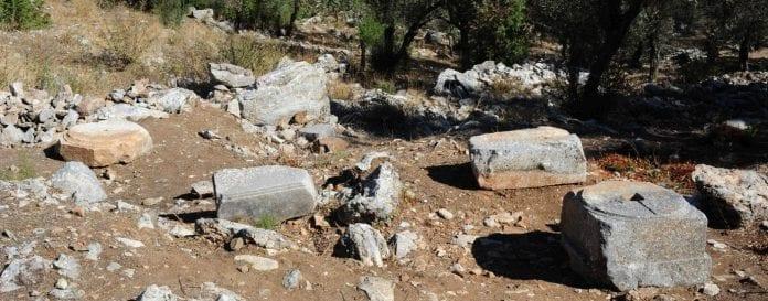 thyssanos antik kenti