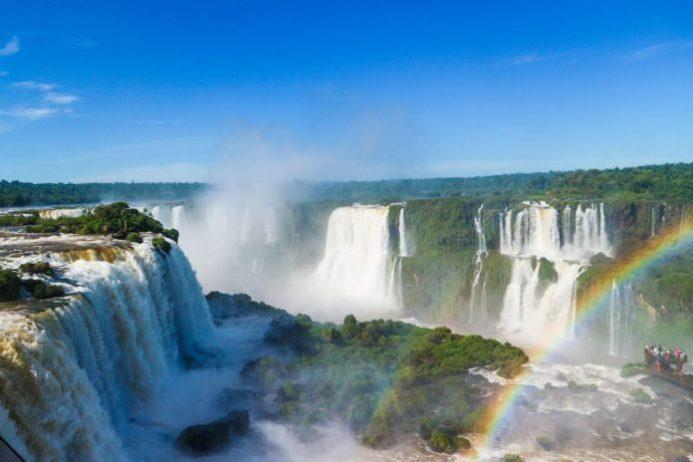 ıguazu şelalesi