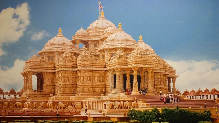 Akshardham Tapınağı