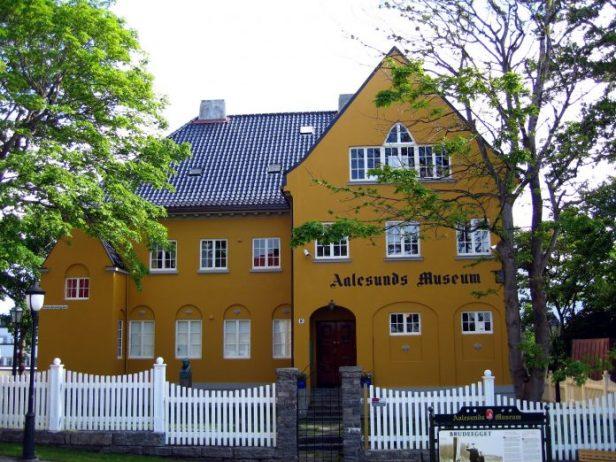 Alesund Müzesi