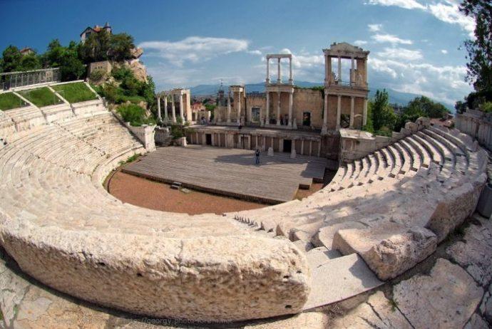 Antik Roma Tiyatrosu