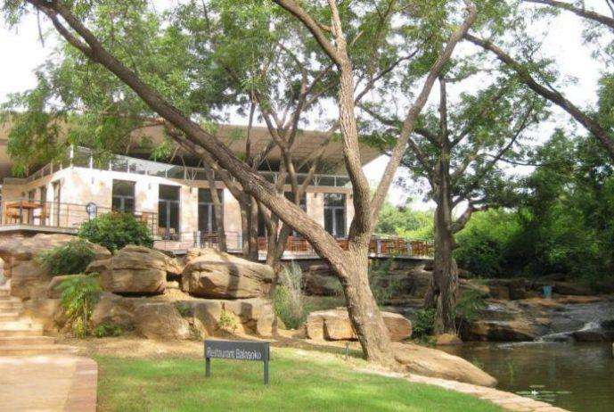 Bamako Hayvanat Bahçesi