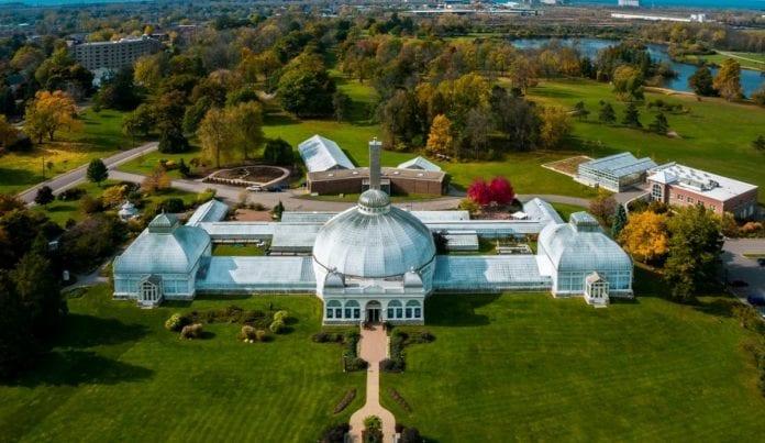 Buffalo Botanik Bahçesi