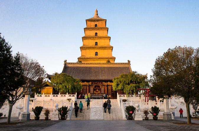 Büyük Vahşi Kaz Pagodası