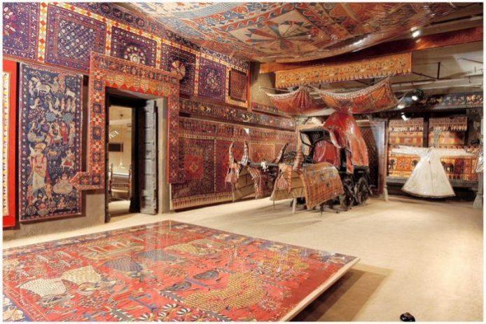 Calico Tekstil Müzesi