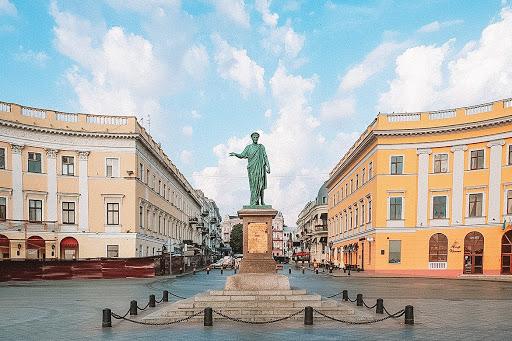 Duke de Richelieu Anıtı