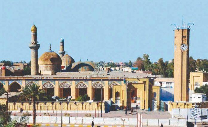 Ebu Hanife Camii