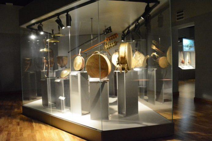 Kazak Halk Müziği Enstrümanları Müzesi