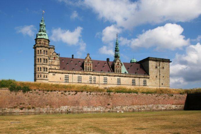 Kronborg Sarayı