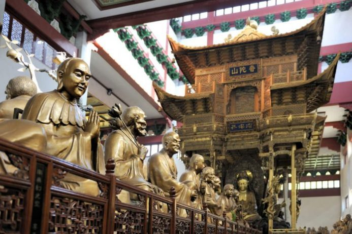 Lingyin Tapınağı