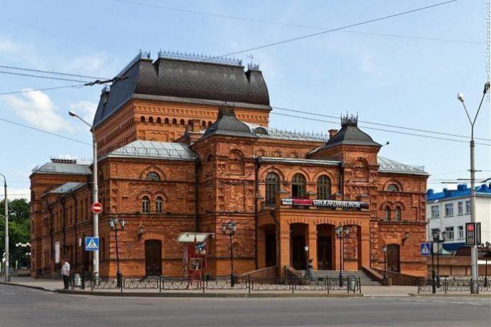 Mogilev Tiyatro Binası