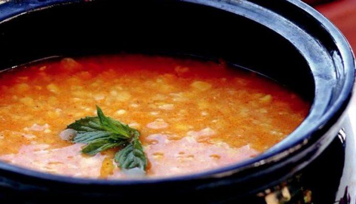 Mürdümük Çorbası