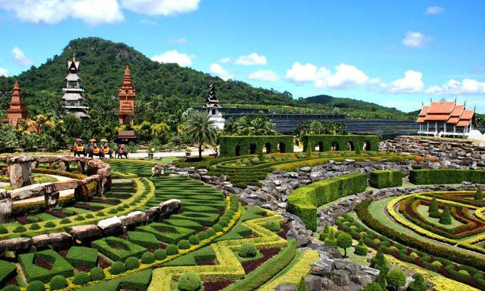 Nong Nooch Tropikal Botanik Bahçe