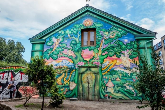 Renkli Christiania
