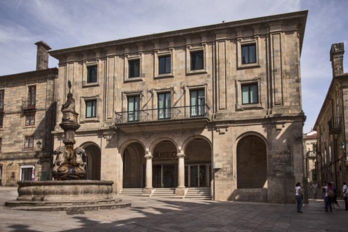 Santiago Peregrinaciones Müzesi