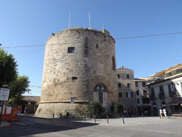 Torre Porta A Terra