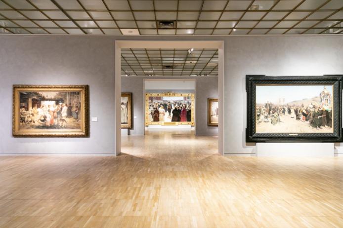 Tretyokav Devlet Galerisi