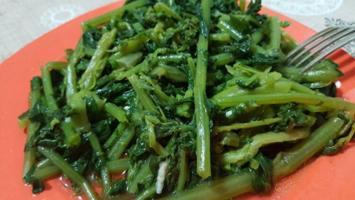 Turp Ucu Salatası