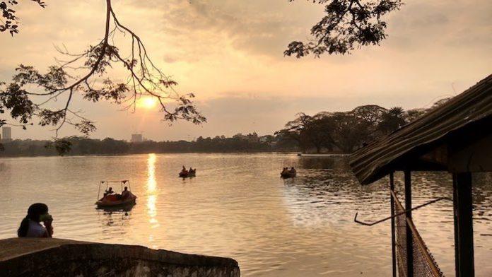 Ulsoor Gölü
