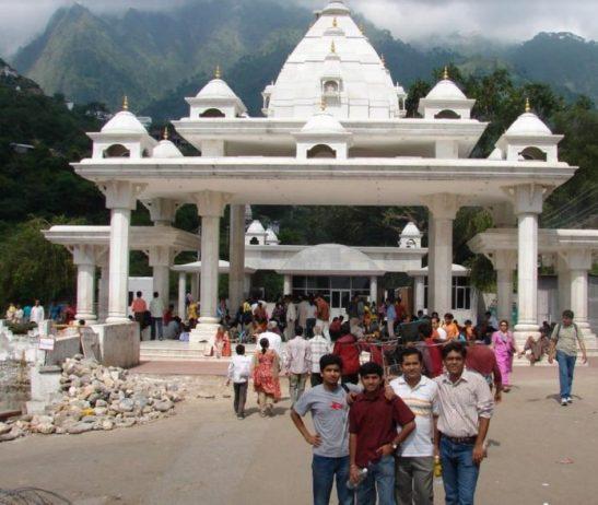 Vaishnodevi Tapınağı