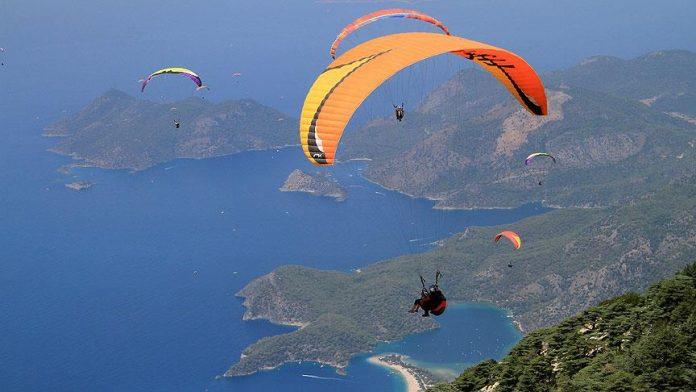 Yamaç Paraşütü - Babadağ