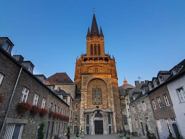 Aachen Katedrali