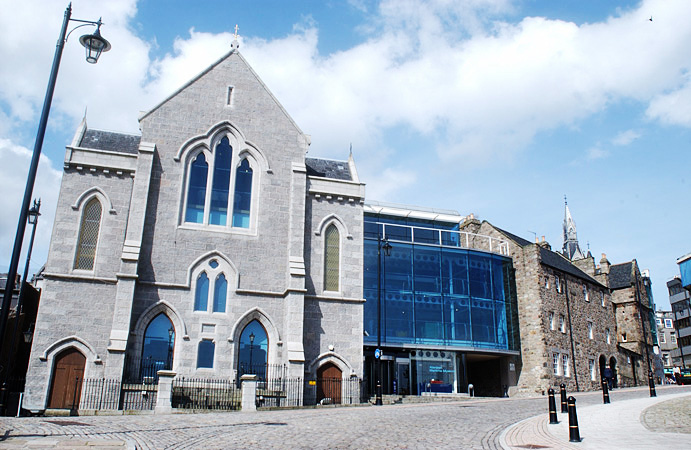 Aberdeen Deniz Müzesi