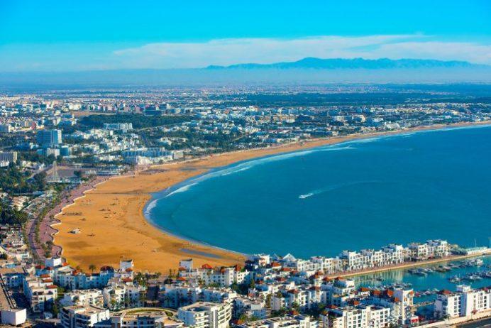 agadir plajları