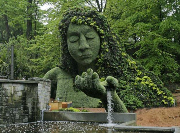 Atlanta Botanik Bahçesi