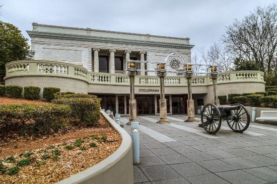 Atlanta Cyclorama ve İç Savaş Müzesi