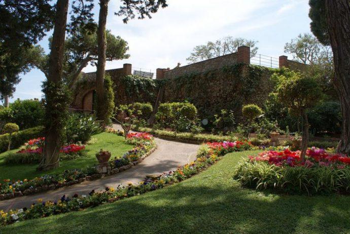 Augustus Bahçeleri