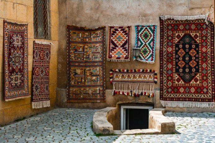 Azerbaycan Halıları