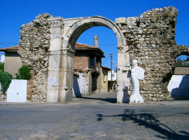 Baltalı Kapı