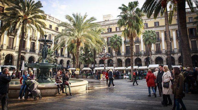 Barselona Barri Gotic