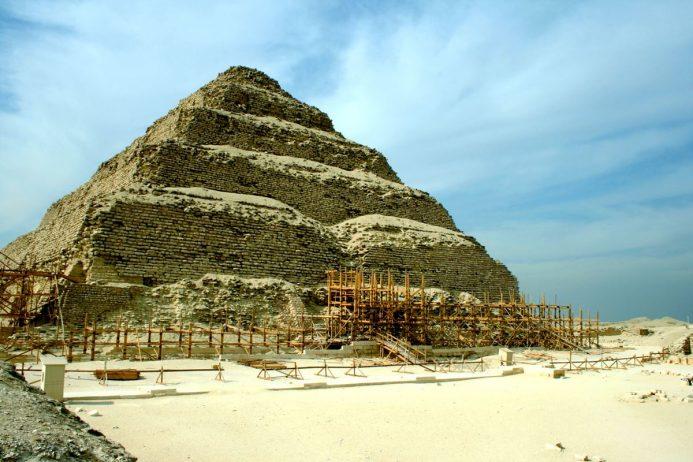 Basamaklı Piramit