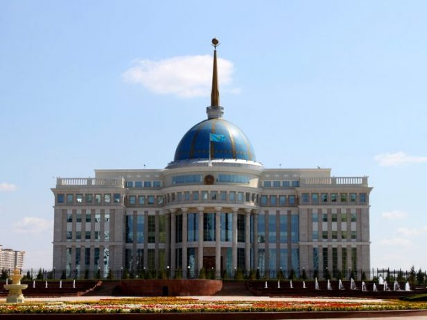 başkanlık sarayı