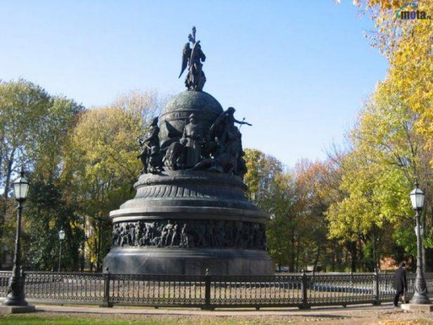 Çariçe Büyük Katerina Milenyum Anıtı