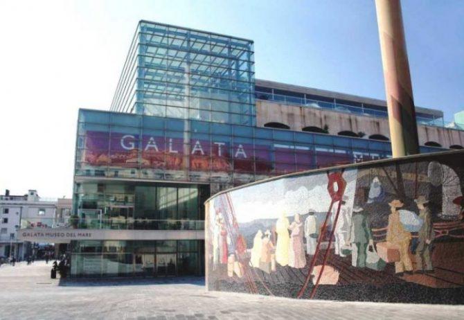 Cenova Galata Deniz Müzesi