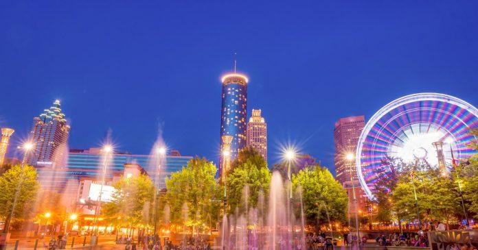 Centennial Olympic Parkı