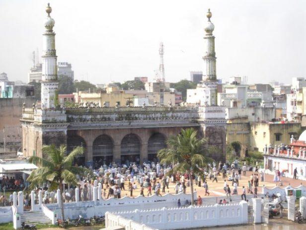 Chennai Big Mosque