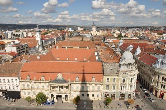 Cluj Banffy Sarayı