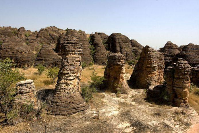 Domes de Fabedougou