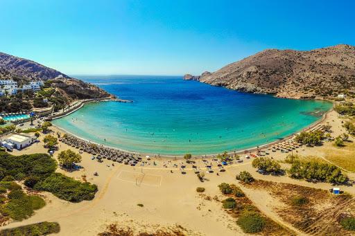 Galissas Plajı