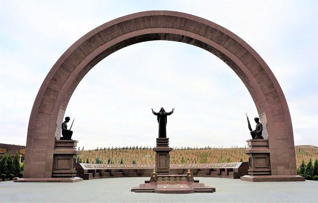 Halk Hakydasy Anıtı Kompleksi