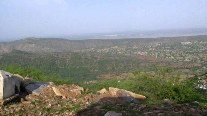 Harsh Dağı