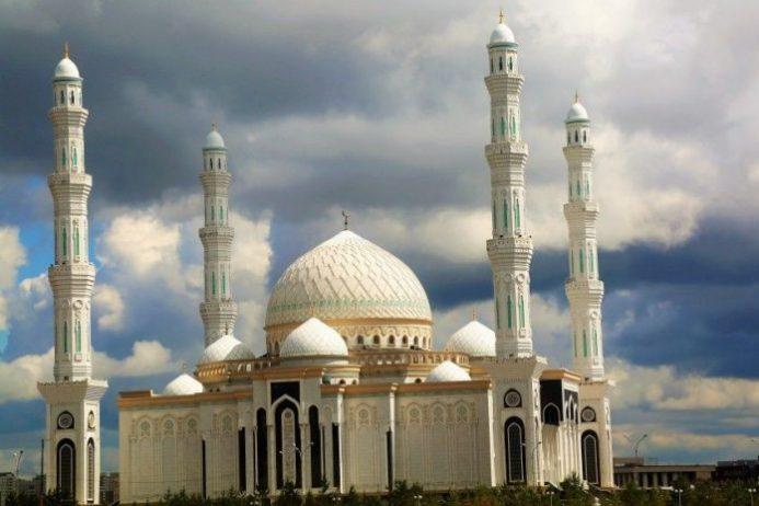 Hazreti Sultan Camii