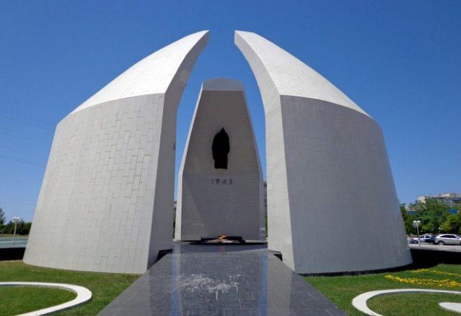 İkinci Dünya Savaşı Anıtı