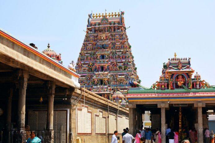 Kapaleeswarar Tapınağı