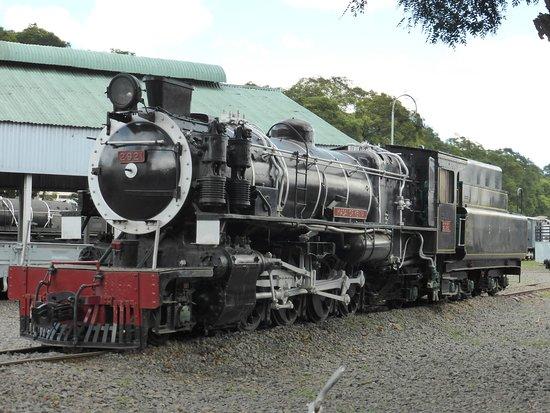 Kenya Demir Yolu Müzesi